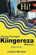 Jifunze Kuongea Kiingereza - Mwanzo
