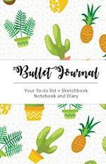 Cactus Bullet Journal