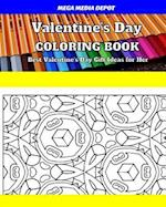 Valentine's Day Coloring Book Best Valentine's Day Gift Ideas for Her