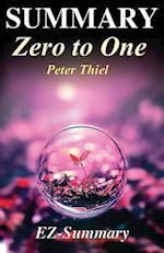 Summary - Zero to One