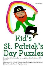 Kids' St. Patrick's Day Puzzles
