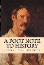 A Foot Note to History