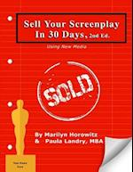 Sell Your Screenplay in 30 Days