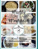 Weekly Meal Planner Workbook