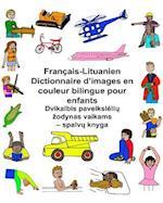 Francais-Lituanien Dictionnaire D'Images En Couleur Bilingue Pour Enfants