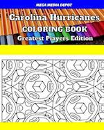 Carolina Hurricanes Coloring Book Greatest Players Edition