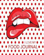 I Love My Food Journal