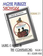 Movie Publicity Showcase Volume 21