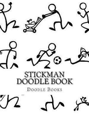 Stickman Doodle Book