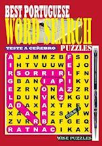 Best Portuguese Word Search Puzzles. Vol. 2