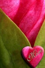 Journal Mom Heart Flower