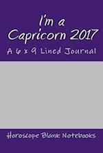 I'm a Capricorn 2017