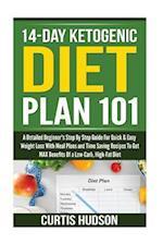 14-Day Ketogenic Diet Plan 101