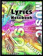 Lyrics Notebook
