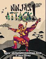 Ninjas Attack!