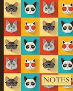 Notes. Cats, Cats and More Cats.