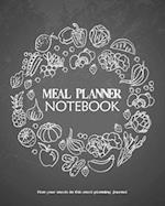 Meal Planner Notebook