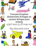 Francais-Cingalais Dictionnaire D'Images En Couleur Bilingue Pour Enfants