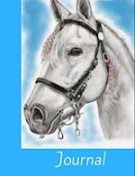 White Indian Horse Journal
