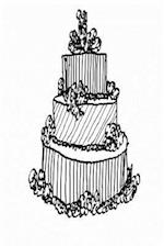 Wedding Journal Wedding Cake Sketch