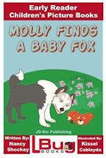 Molly Finds a Baby Fox - Early Reader - Children's Picture Books