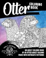 Otter Coloring Book