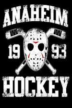 Anaheim 1993 Hockey