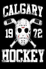 Calgary 1972 Hockey