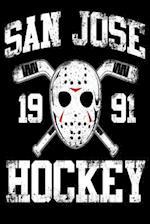San Hose 1991 Hockey