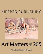 Art Masters # 205