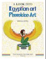 A Look Into Egyptian Art, Phoenician Art