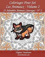 Coloriages Pour Soi - Les Animaux - Volume 2