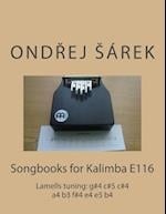 Songbooks for Kalimba E116