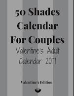 50 Shades Calendar for Couples