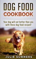 Dog Food Cookbook