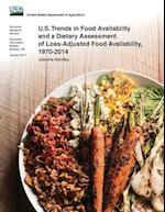 U.S. Trends in Food Availability and a Dietary Assessment of Loss-Adjusted Food Availability, 1970-2014
