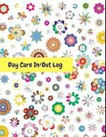 Day Care In/Out Log