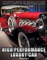 High Performance Luxury Car