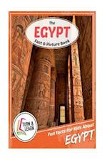 The Egypt Fact and Picture Book