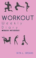 The Workout Weekly Diary Notebook5