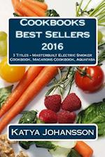 Cookbooks Best Sellers 2016