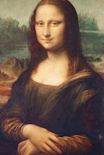 Journal Mona Lisa Painting Fine Art Leonardo Da Vinci