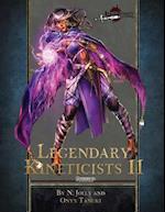 Legendary Kineticists II