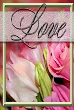 Wedding Journal Love Floral Spring Summer