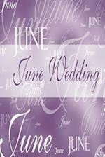 Wedding Journal June Wedding