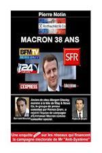 Macron 38 ANS