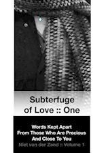 Subterfuge of Love