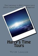 Harry's Time Tours af Peter P. Lewicke