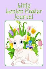 Little Lenten Easter Journal