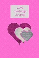 My Love Language Journal